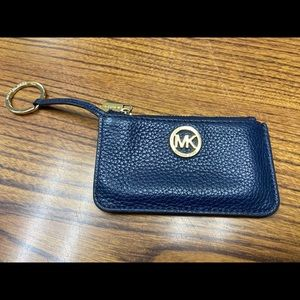 Michael Kors COIN POUCH KEY CARD HOLDER